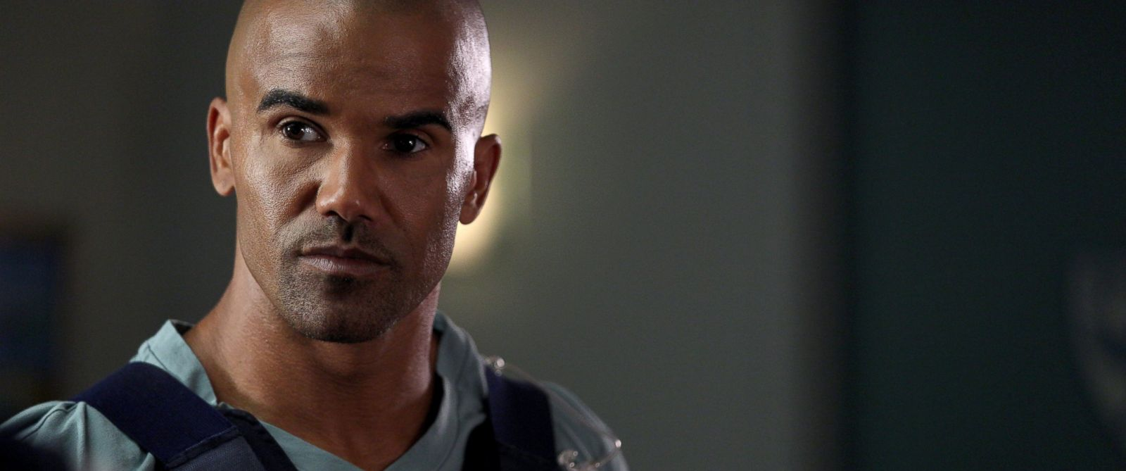 "PHOTO: Shemar Moore appears in the ""Criminal Minds"" episode, ""Pariahville,"" 2015."