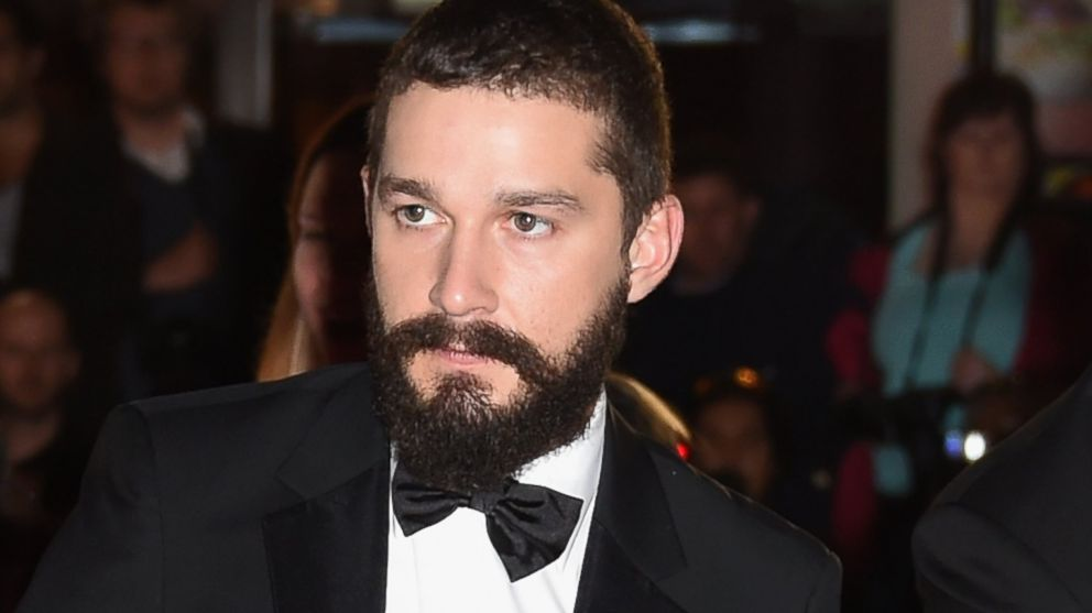 PHOTO Actor Shia LeBeouf Shia Labeouf