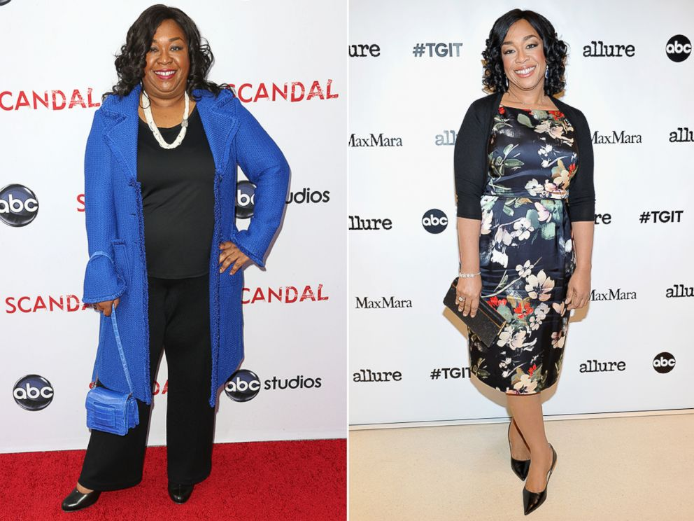 PHOTO: Shonda Rhimes attends Academy of Television Arts & Sciences Presents an Evening with Scandal on May 16, 2013 in North Hollywood, Calif. Shonda Rhimes attends MaxMara & Allure Celebrate ABCs #TGIT on Nov. 14, 2015 in Beverly Hills, Calif.