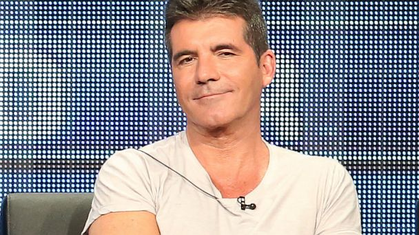 gty simon cowell kb 130802 16x9 608 Simon Cowell on Pregnancy: Im Happier Now Than I Have Been for a Long Time