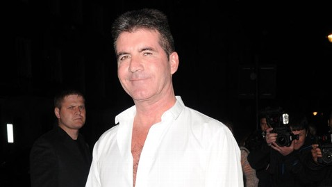 gty simon cowell mi 130610 wblog Simon Cowell Gets Egged on Britains Got Talent