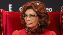 Sophia Loren Stuns at Her 80th Birthday Celebration in Mexico City