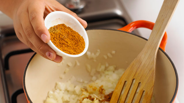 PHOTO: Spices add flavor in cooking and have numerous health benefits.