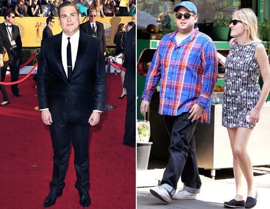 Jonah Hill Packs on Pounds
