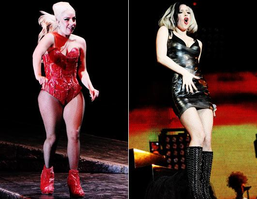Lady Gaga's Weight Gain