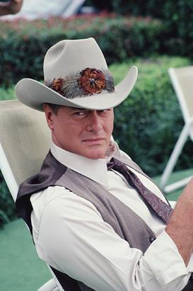 Larry Hagman Through The Years