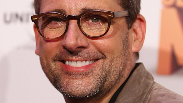 "PHOTO: Steve Carrell arrives at the ""Despicable Me 2"" Australian premiere at Event Cinemas Bondi Junction on June 5, 2013 in Sydney, Australia."