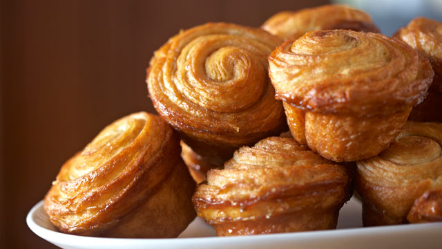 PHOTO: Ina Garten's easy sticky bun recipe is shown here.