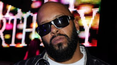 PHOTO: Marion Suge Knight at the Chateau Nightclub & Gardens on November 19, 2011 in Las Vegas, Nevada.