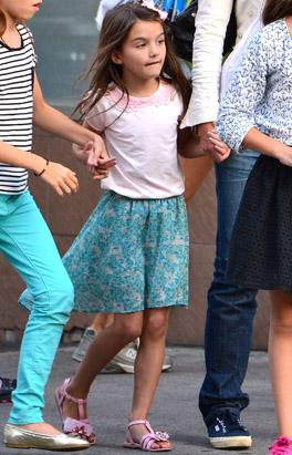 Suri and Katie in NYC