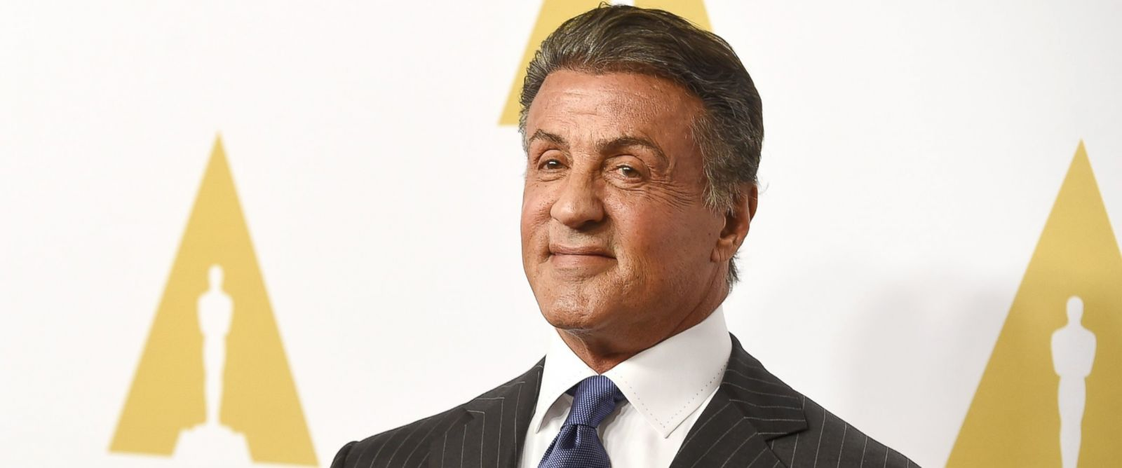 PHOTO: Sylvester Stallone attends the 88th Annual Academy Awards nominee luncheon on Feb. 8, 2016 in Beverly Hills, Calif.