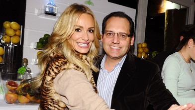 PHOTO: Television personality Taylor Armstrong, left, and Russell Armstrong attend the Welcome Dinner for the 19th Annual Deer Valley Celebrity Skifest.