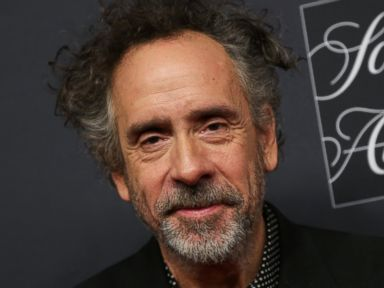 PHOTO: Director Tim Burton attends the Miss Peregrines Home for Peculiar Children New York premiere on Sept. 26, 2016 in New York City.