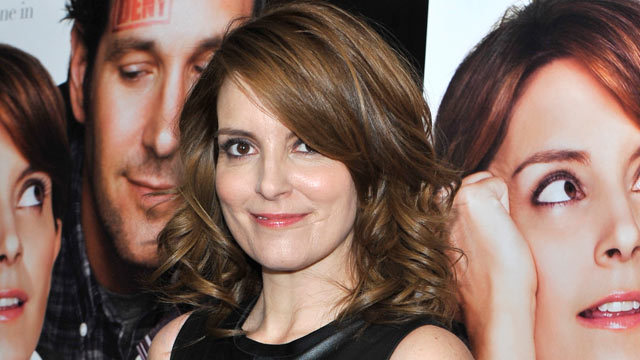 "PHOTO: Tina Fey attends the ""Admission"" premiere at AMC Loews Lincoln Square 13 on March 5, 2013, in New York."