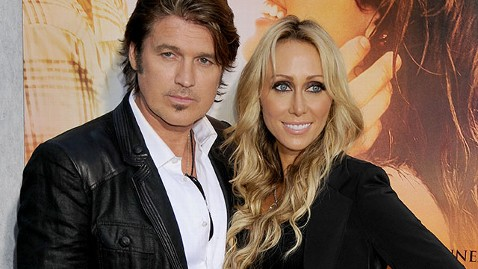 gty tish billy ray kb 130614 wblog Billy Ray Cyrus and Tish Cyrus to Divorce