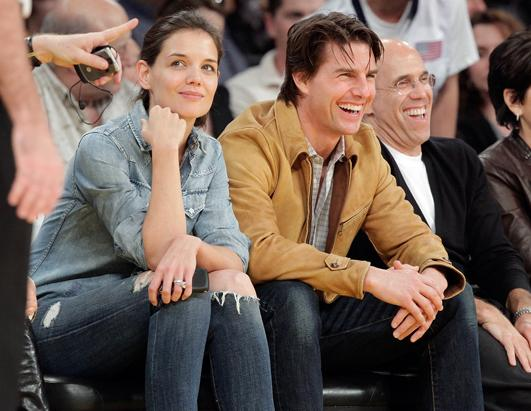 Tom Cruise & Katie Holmes: Through The Years