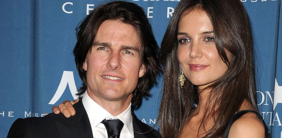 PHOTO: Tom Cruise and Katie Holmes attend the 2011 Wiesental Center National Tribute Dinner In Honor Of Tom Cruise at the Beverly Wilshire Four Seasons Hotel on May 5, 2011 in Beverly Hills, Calif.