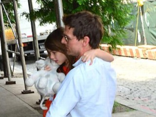 Photos: Tom Cruise Spotted With Suri