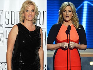 Trisha Yearwood Flaunts 20 lb. Weight Loss