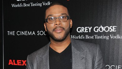 "PHOTO: Tyler Perry attends The Cinema Society & Grey Goose screening of ""Alex Cross,"" Oct. 18, 2012 in New York City."