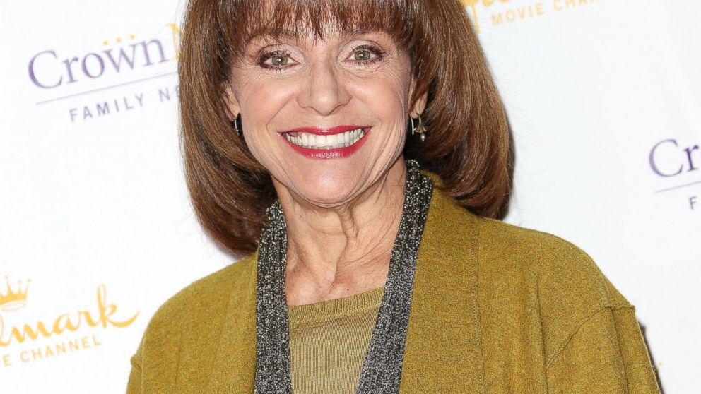 PHOTO: Actress Valerie Harper attends Hallmark Channel 2014 Winter TCA Party on Jan. 11, 201