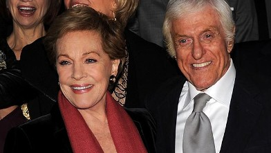 Julie Andrews and Dick Van Dyke Reunite!