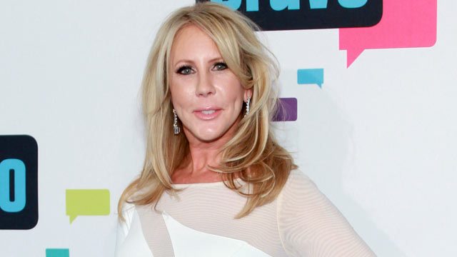 "PHOTO: Vicki Gunvalson of ""The Real Housewives of Orange County,"" April 3, 2013, in New York City."
