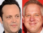 "PHOTO: Vince Vaughn, left, arrives at the premiere of ""The Watch"" at Graumans Chinese Theater, July 23, 2012 in Hollywood, Calif. Right, Glenn Beck attends Times 100 Most Influential People in the World Gala at the Frederick P. Rose Hall at Jazz at Linc"