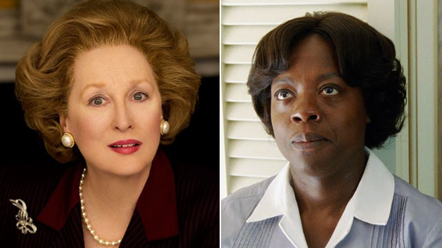 PHOTO: The Iron Lady is a biographical film about former British Prime Minister Margaret Thatcher, portrayed by Meryl Streep.