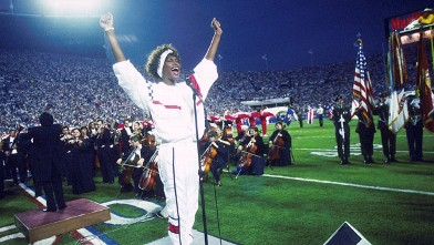 PHOTO: Whitney Houston