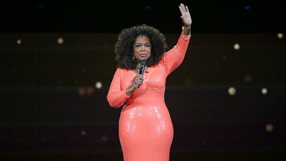 weight watchers oprah winfrey launch beyond the scale campaign weight watchers oprah winfrey launch beyond the scale campaign abc news