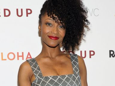 First Look at Yaya DaCosta as Whitney Houston
