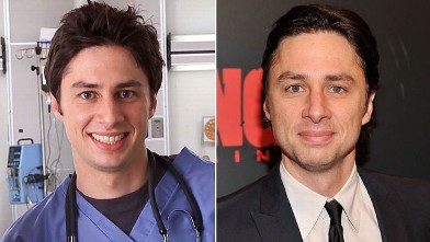 PHOTO: Zach Braff