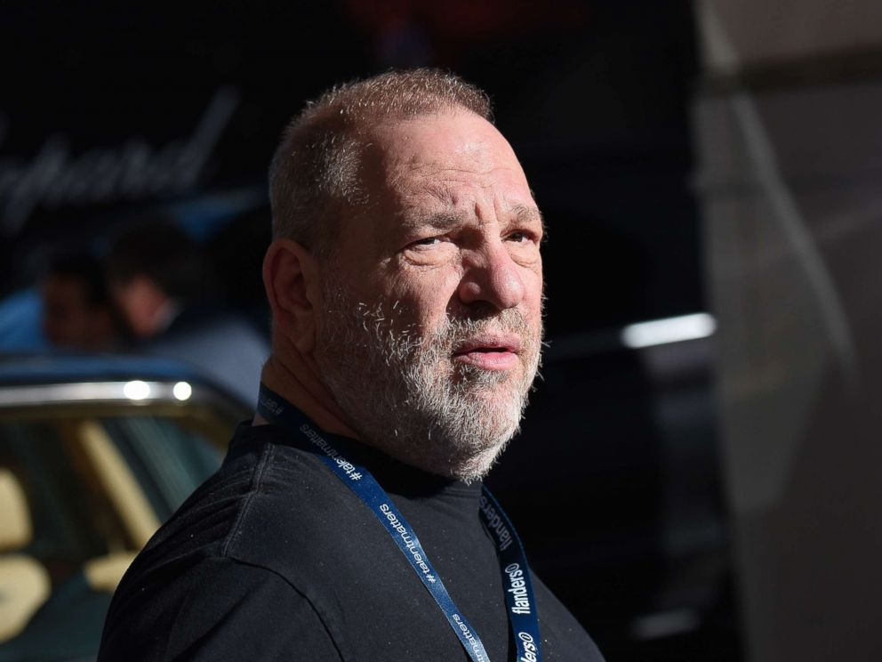 Harvey Weinstein's Ex-Personal Assistant Files Sexual Harassment Suit