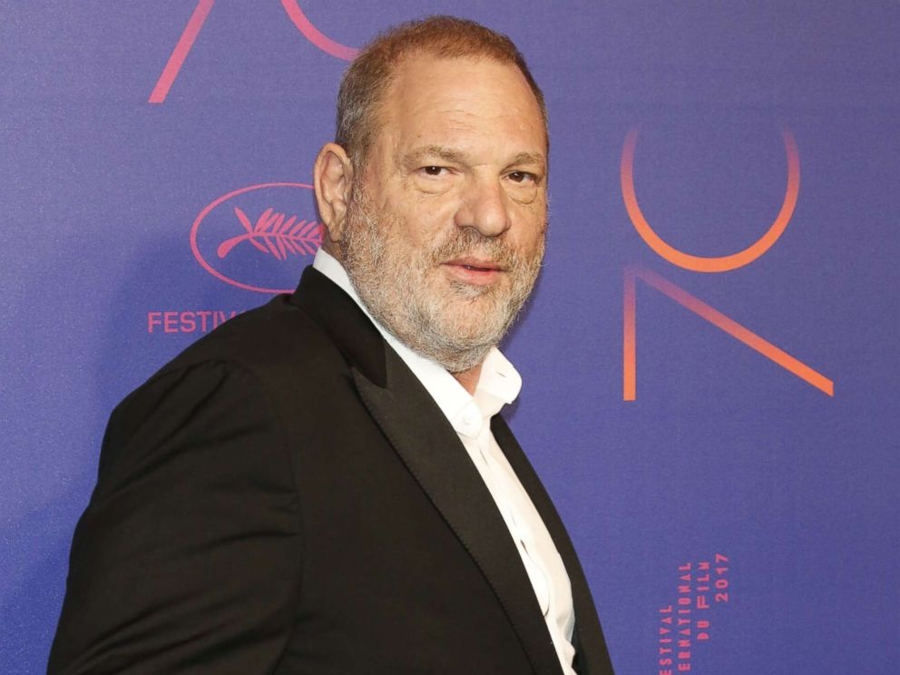 PHOTO: Harvey Weinstein arrives at the 70th Anniversary Dinner during the 70th Annual Cannes Film Festival at Port Canto in Cannes, France, May 23, 2017.