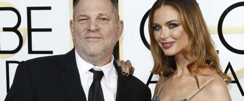 Harvey Weinstein and wife Georgina Chapman split.... : ABC ...
