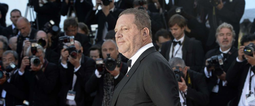 PHOTO: Producer Harvey Weinstein arrives for a film screening, May 24, 2013 in Cannes, France.