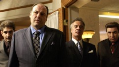 PHOTO: This image released by HBO, shows the cast of the Sopranos.