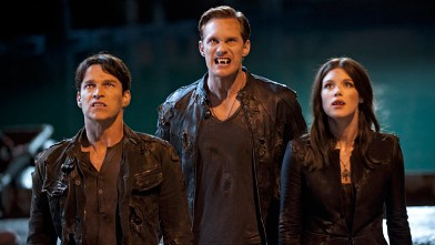 "PHOTO: A scene from the new season of ""True Blood,"" which premieres on June 10, 2012."