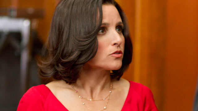 PHOTO: Julia Louis-Dreyfus plays Selina Meyers, in the new HBO Series VEEP.
