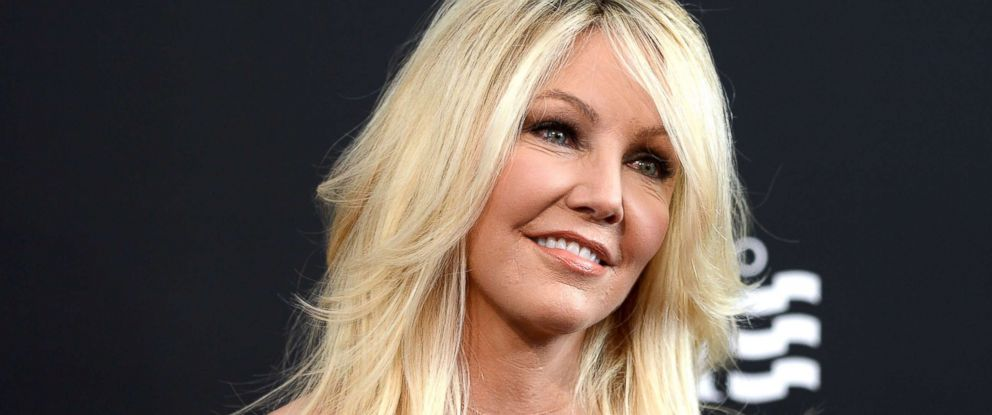 """PHOTO: Heather Locklear attends TLC """"Too Close To Home"""" Screening at The Paley Center for Media, Aug. 16, 2016, in Beverly Hills, Calif."""