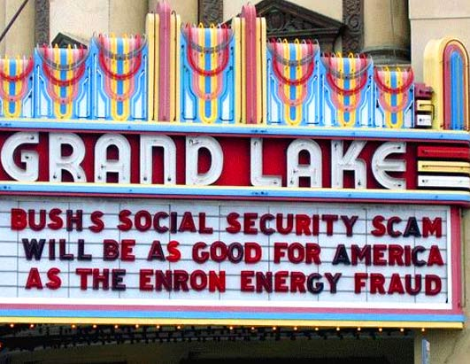 Grand Lakes Theater Marquee