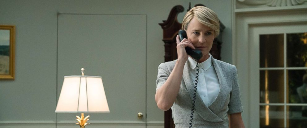 """PHOTO: Scene from """"House of Cards."""""""