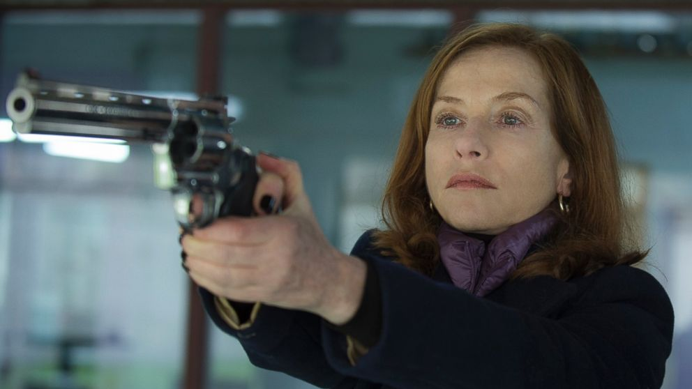 PHOTO: Isabelle Huppert as Michele in a still from the 2016 film