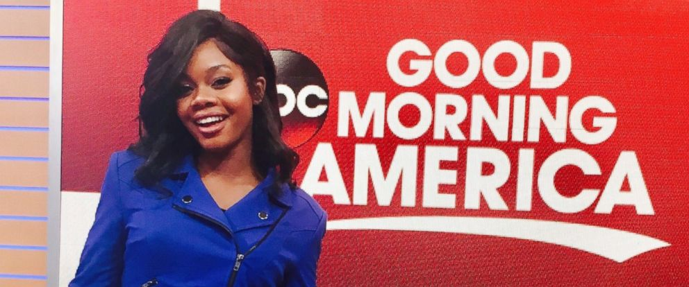 Good Morning America Stories Today : Gabby douglas joins anti cyberbullying campaign after