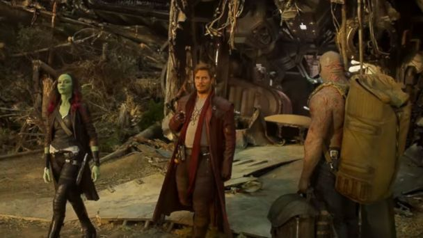PHOTO: Marvel's Guardians of the Galaxy Vol.2 hits theaters in 2017.