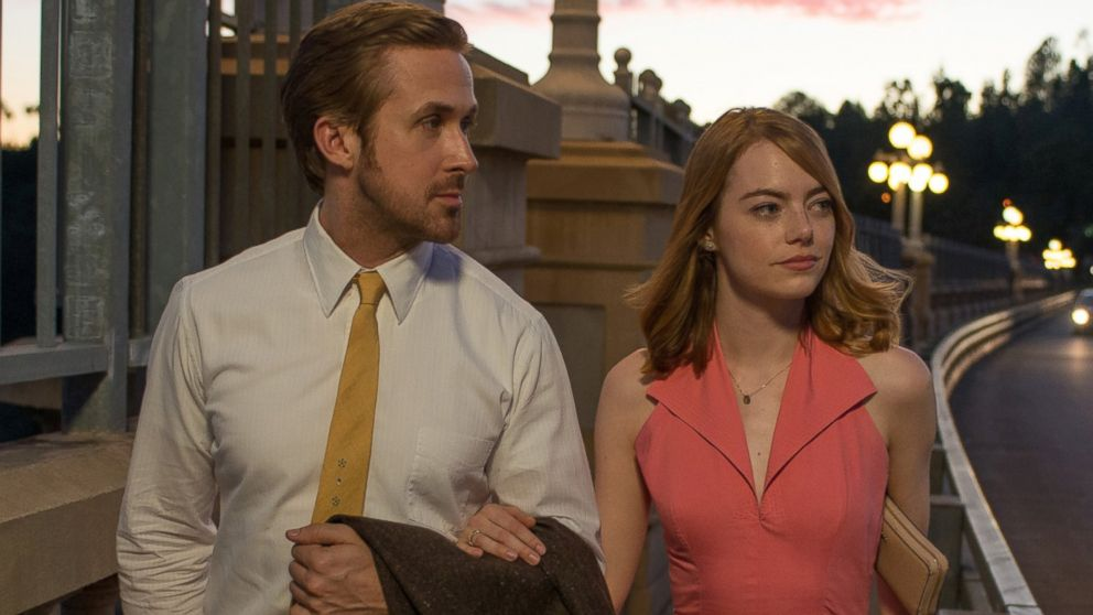 PHOTO: Ryan Gosling and Emma Stone appear in a scene from the 2016 film