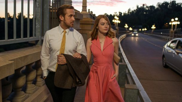 PHOTO: Ryan Gosling and Emma Stone in