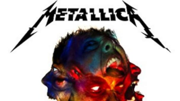 "PHOTO: Metallica, ""Hardwired? To Self-Destruct""."
