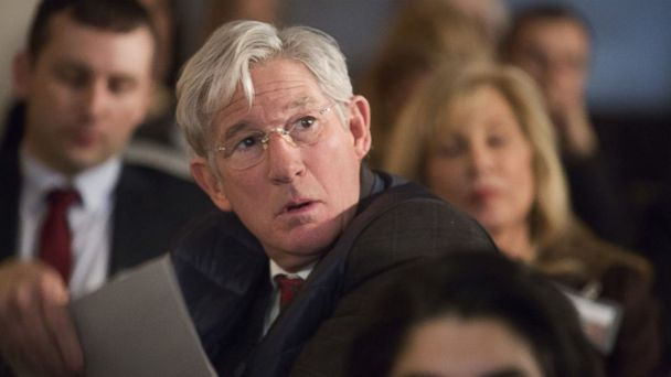 PHOTO: Richard Gere in 'Norman: The Moderate Rise and Tragic Fall of a New York fixer.'